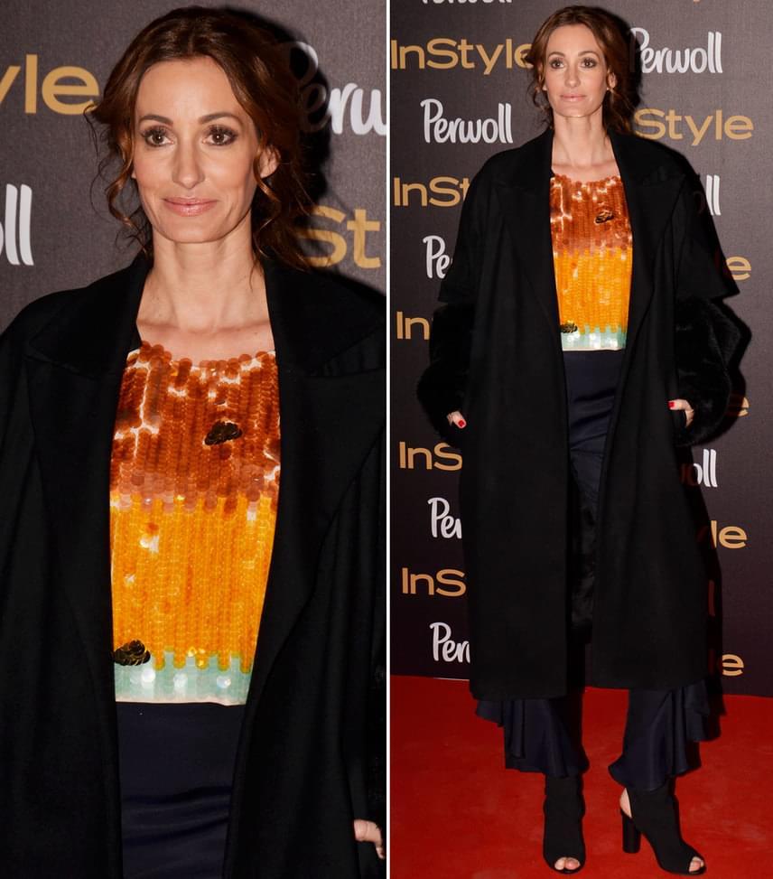 Epres Panni                         InStyle Style Award 2017 díjátadó gála háziasszonyának öltözetén sokáig el lehet időzni, minden egyes darab különleges.
