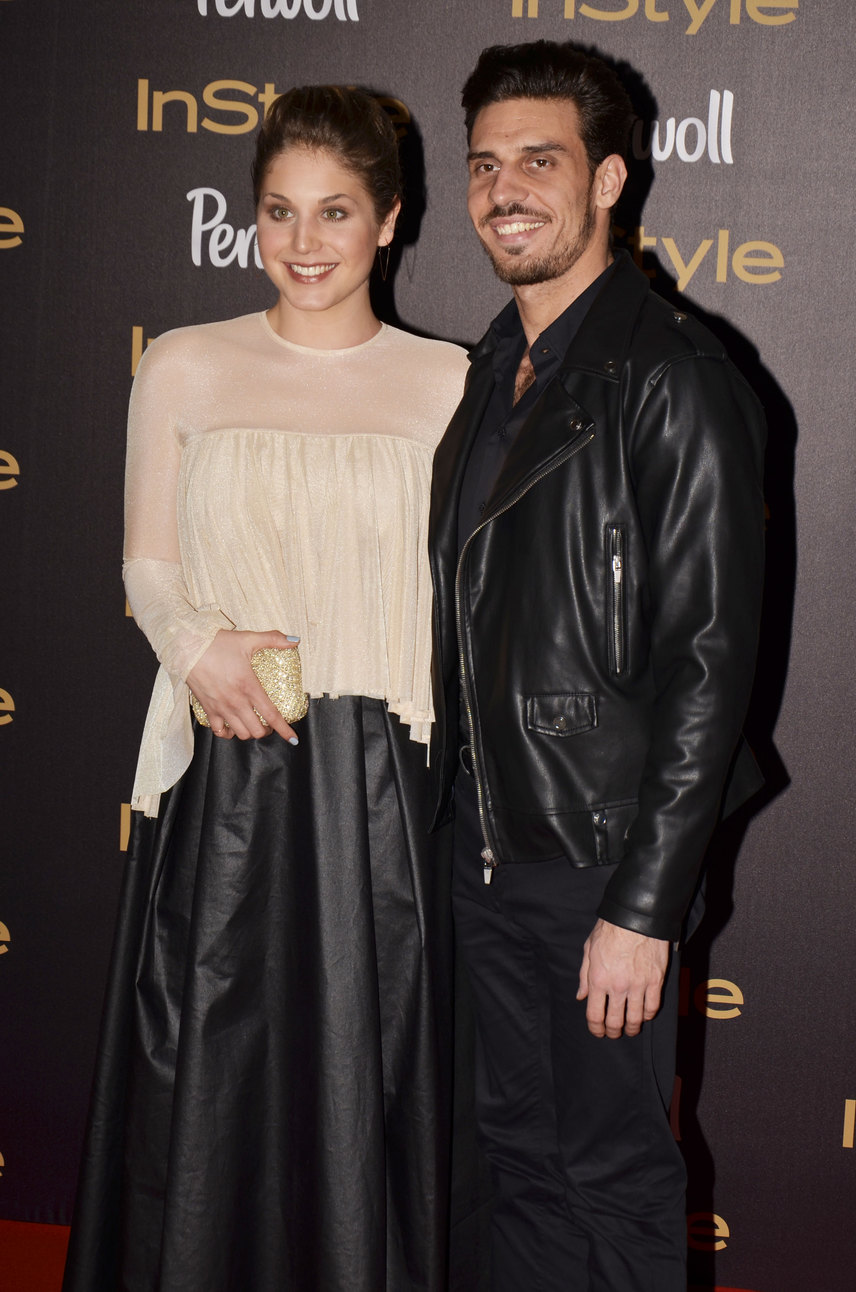 Nyári Dia, a Barátok közt színésznője és Kovács Dániel, az MTVA sportriportere tavaly vállalták fel kapcsolatukat a nagy nyilvánosság előtt.