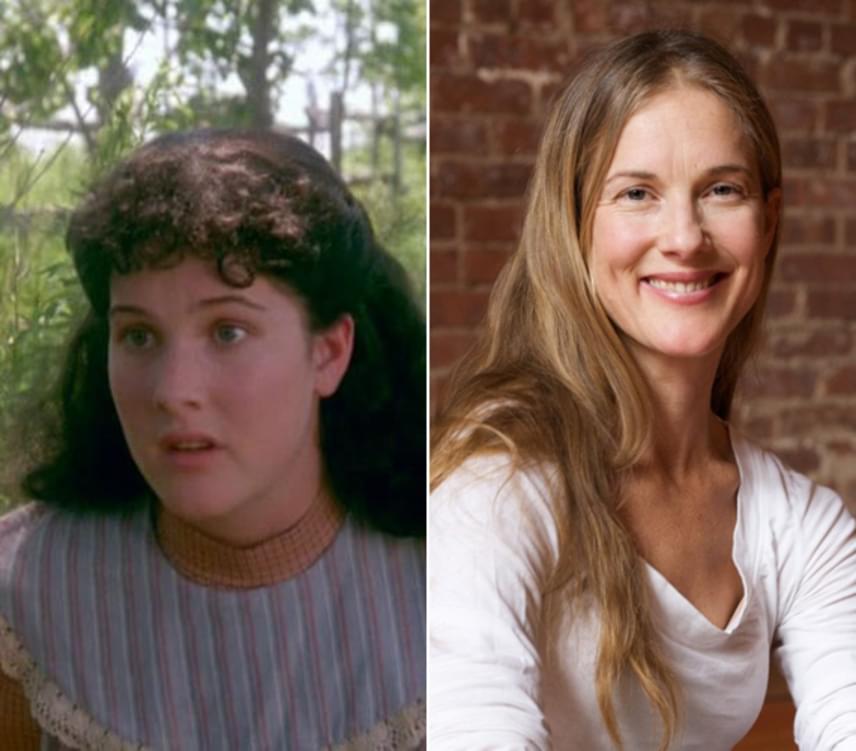 Schuyler Grant keltette életre Diane Barryt a sorozatban. A 46 éves amerikai színésznő 2000 óta nem forgat, ehelyett egy jógastúdiót vezet Tribecában.