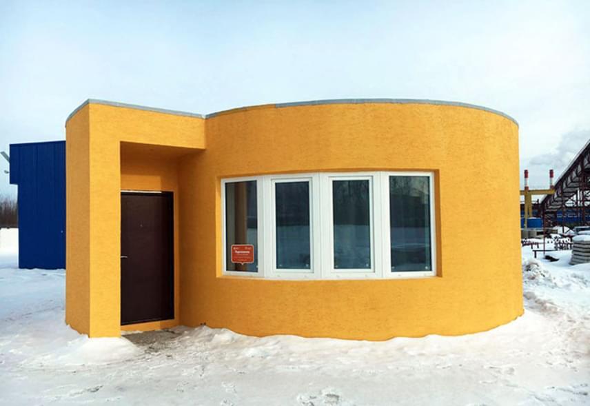 A ház építési költsége egyébként 10 ezer dollár körüli összeg volt, ami megközelítőleg 2,8 millió forintnak felel meg. Ez nagyon jó lehetőség a jövőre nézve akár a fiatalok, akár a lakásproblémákkal küzdők számára is.