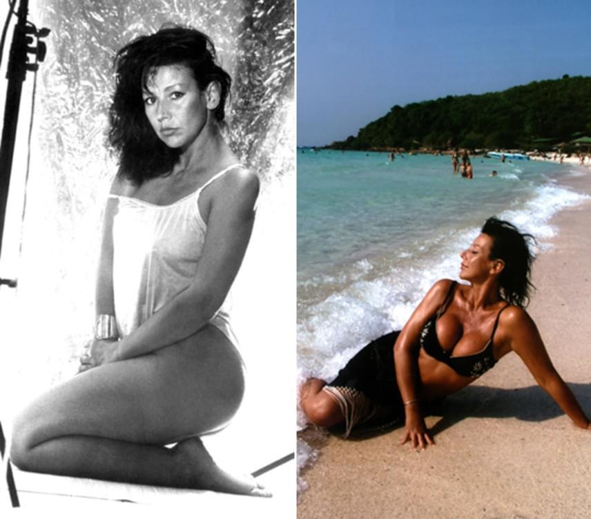 Szűcs Judith karrierje 1972-ben indult, remek énekhangja mellett pedig már fiatalon is szépségével és csodás alakjával hódított.