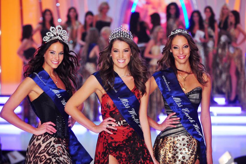 Lipcsei Betta a Miss Univers Hungary, Szunai Linda a Miss World Hungary, Szabó Dóra pedig a Miss Earth Hungary cím nyertese lett hat évvel ezelőtt.