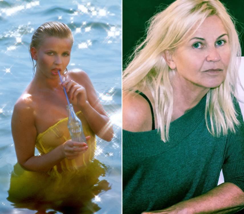 A zöld szemű modellnek egy gyermeke született: de Hegyessy Viktor László 1986-ban jött a világra. Barna Ilona 1992-ben szakított gyermeke édesapjával, de Hegyessy Lajos magyar-belga származású üzletemberrel, akivel élettársi viszonyban élt együtt 11 éven át.