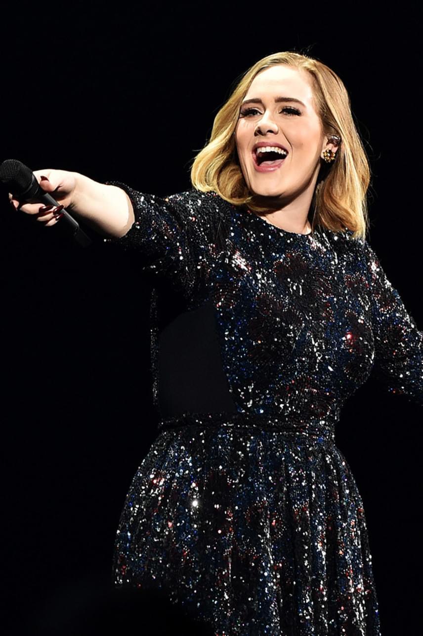 Adele sem törődik kifejezetten a kritikákkal: azt mondja, ő nem szupermodell, hanem énekesnő - a hangjával kell foglalkozni.                         - Mindig is jól éreztem magam a bőrömben. Akkor - és csak akkor - kezdenék diétázni, ha valami baj lenne az egészségemmel, vagy gátolna a súlyom a szexben - szerencsére egyik sem áll fenn - nyilatkozta.