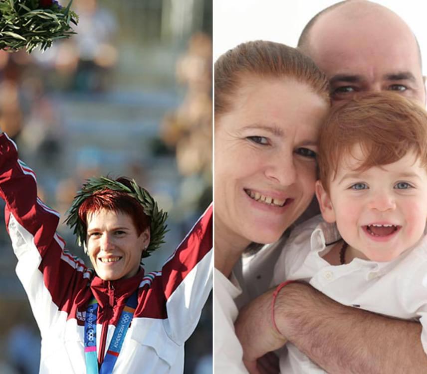 Vörös Zsuzsanna eredetileg az úszást választotta, de 1991-ben úgy döntött, hogy átnyergel az öttusára. Nagyon jól döntött, hiszen 13 évvel később ebben a sportágban szerezte meg aranyérmét a 2004-es athéni olimpián. A 39 éves sportoló boldog házasságban él férjével, kisfia pedig 2015 februárjában született meg.