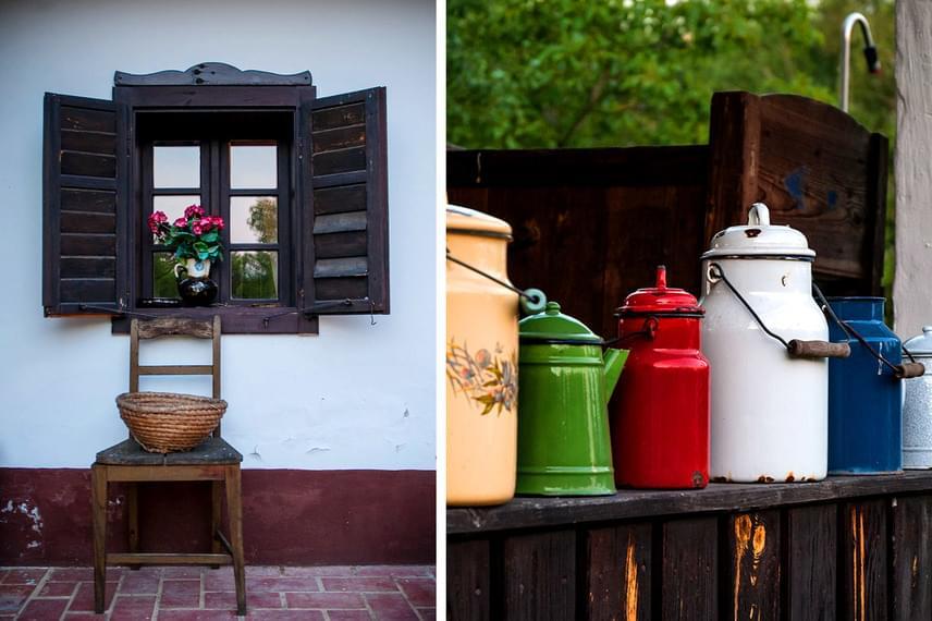 A tökmagolaj és a csodálatos tökök mellett Szalafőn kiváló minőségű házi pálinkát és kézműves tejtermékeket is beszerezhetsz.