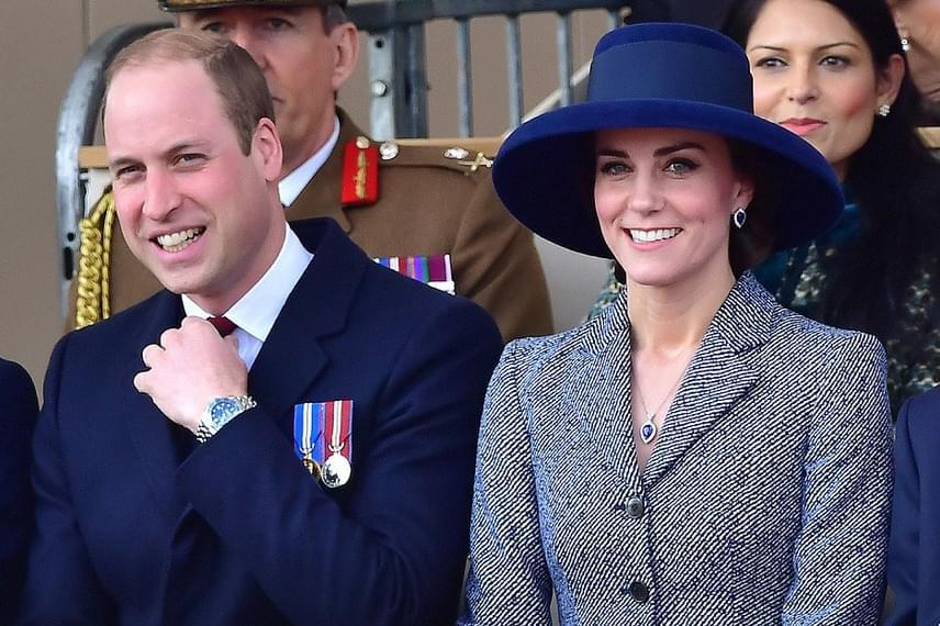 Katalin hercegné mindig a figyelem középpontjába kerül stílusos ruháinak és szépségének köszönhetően - ez tegnap sem volt másként.