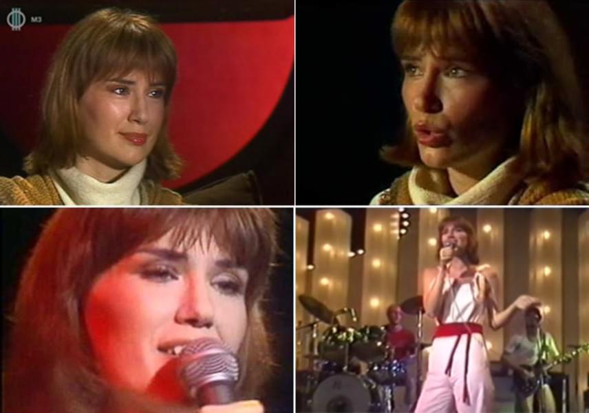 Az 1981-es Táncdalfesztiválon az Utolsó levél című dallal nagy sikert aratott. Szinte minden fontosabb budapesti koncerthelyszínen fellépett, ám énekesnői karrierjét a háttérbe tolta, miután 1982-ben megszületett első gyermeke, Kristóf.