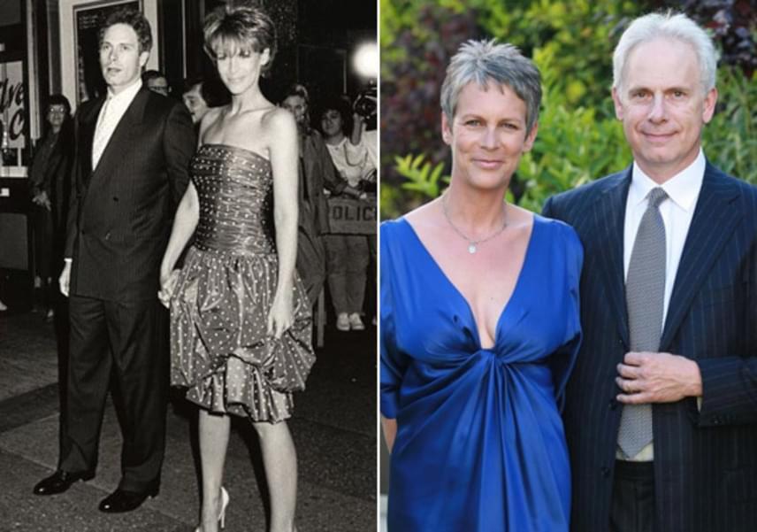 Jamie Lee Curtis és Christopher Guest 1984-ben álltak oltár elé. A színésznő rábökött a Rolling Stone magazinban lévő - számára ismeretlen - férfira, és azt mondta: ő lesz a férjem. Később egy étteremben véletlenül találkoztak, ő többi pedig, ahogy mondják: már történelem.