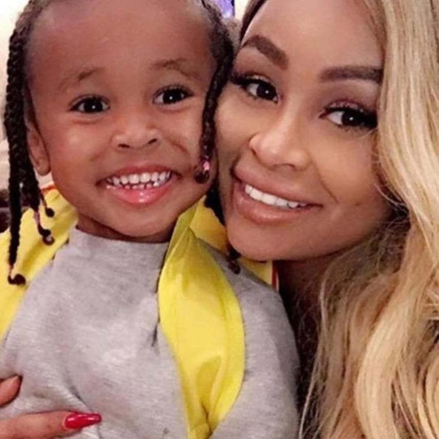 A Kardashian-klán legújabb tagja, Blac Chyna is csúnyán beszólt előző házasságából származó kisfiának, Cairónak: Snapchat-oldalán közölte, hogy olyan csúnya, mint az apja.