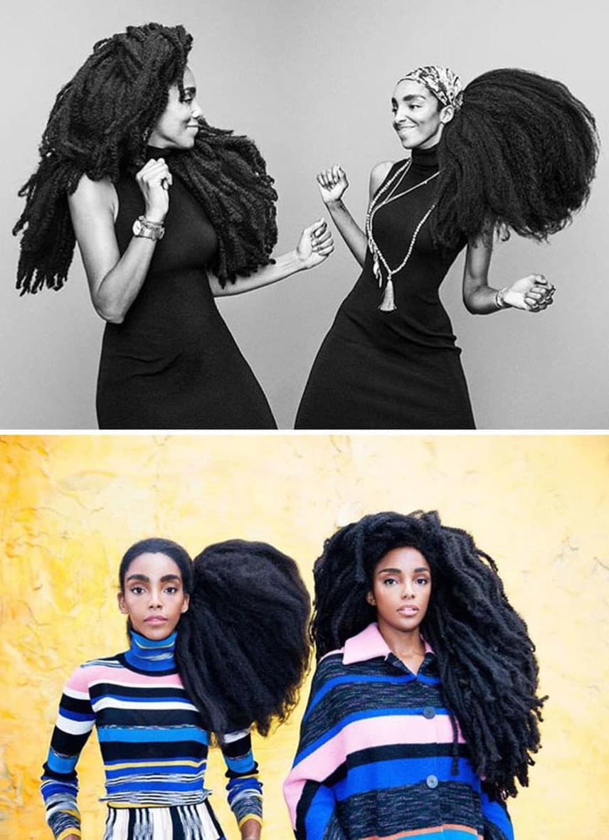 Bár hajuknak súlya sem az átlagember hajának súlya lehet, és ápolni sem lehet egyszerű, az egyedi frizurákra megéri rászánni az időt és az energiát.