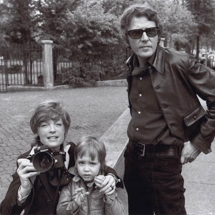 Harry Meyen 1975-ben vált el Romy Schneidertől, négy évvel később pedig önkezével vetett véget életének hamburgi otthonában.