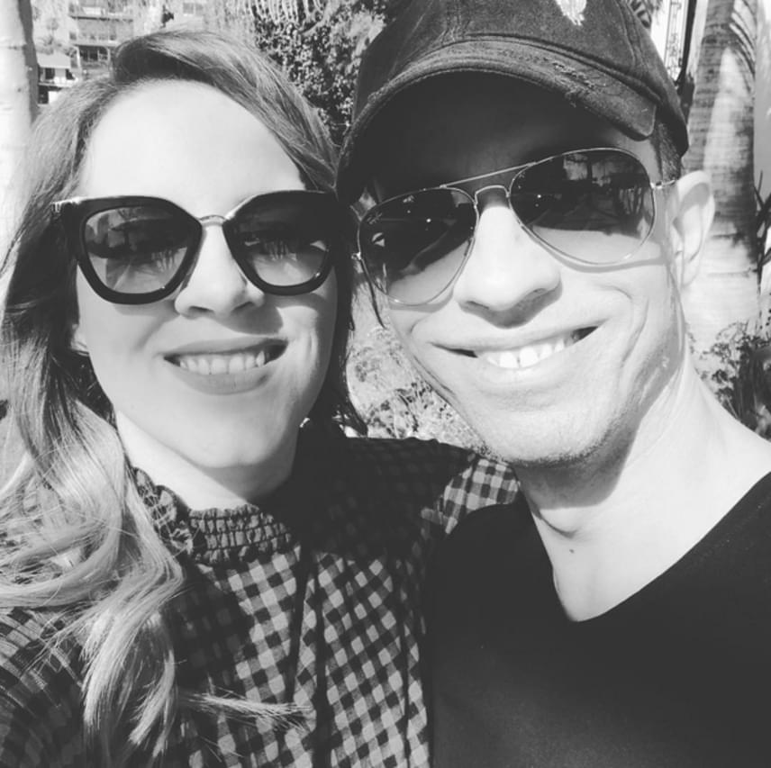 Los Angelesben is szelfiztek egyet közösen. Ha a napszemüveg miatt nem ismered fel, akkor már csak egyet kell kattintanod.