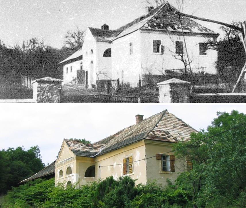 Hubó legszomorúbb épülete az évszázadokkal ezelőtt jobb napokat látott Szuhay-Hubay-kúria.