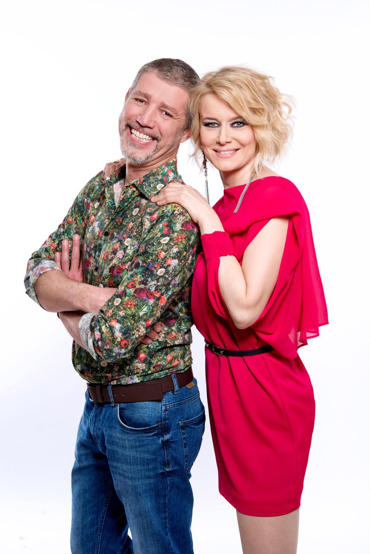 Völgyesi Gabi a gasztokibic Sági Szilárd párja lett A Nagy Duett ötödik évadában.