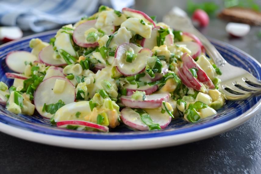 Ugyanígy bármilyen salátát kiegészíthetsz vele, legyen szó egyszerű, vegyes zöldségekből álló, olívaolajjal vagy tökmagolajjal meglocsolt változatról, vagy épp majonézes verziókról. Akár egy majonézes krumplisalátát is egészségesebbé és ízesebbé tehetsz vele.
