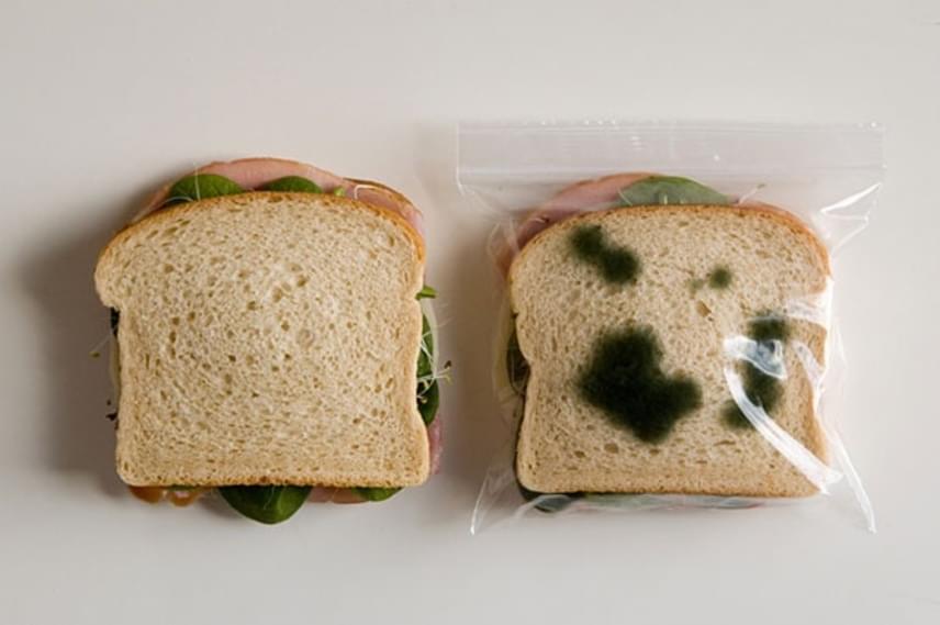 Ez a lopásgátló szendvicszacskó jól jöhet a gyereknek a suliban, ahol az osztálytársak időnként megdézsmálják a másik kajáját.