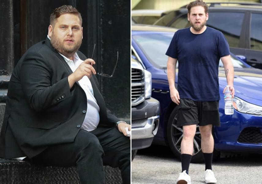 A lábai is nehezen bírták a színész hatalmas súlyfeleslegét, ezért barátja, Channing Tatum segítségével edzeni kezdett, és fogyókúrázni.