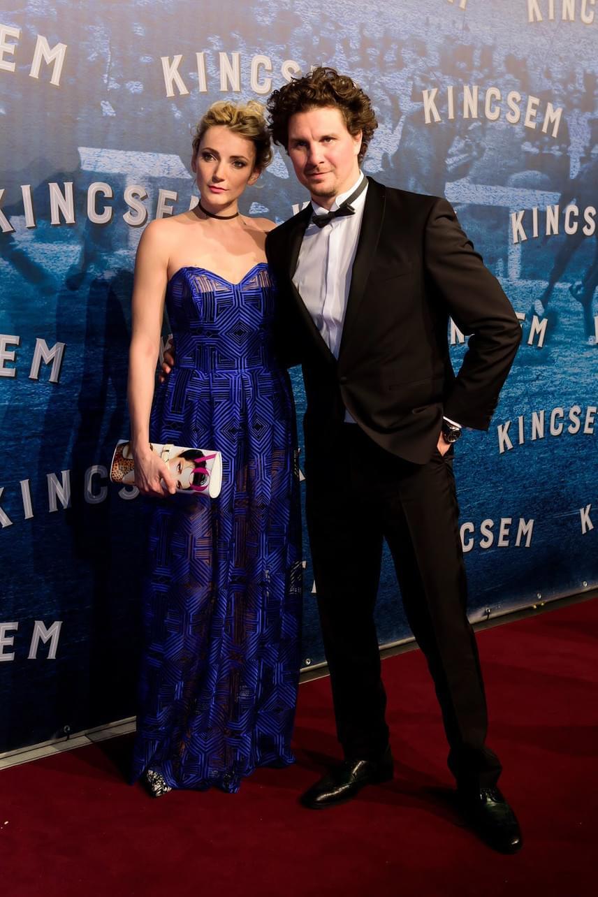 Nagy Ervin és Borbély Alexandra a Katona József Színház színművészei, körülbelül egy éve alkotnak egy párt.