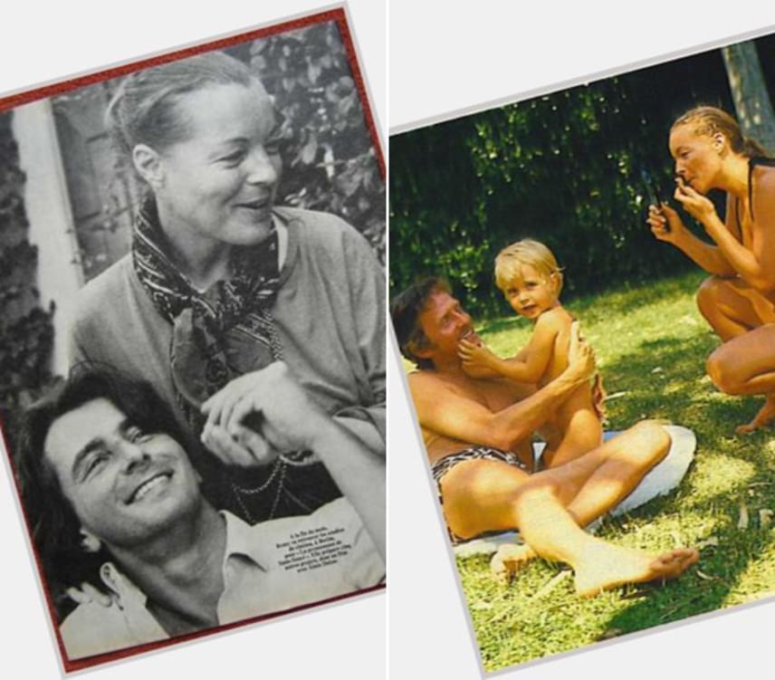 """Habár Laurent Pétin volt Romy Schneider utolsó élettársa, a rendőrség Alain Delont értesítette először. """"Egy anya szíve állt meg, aki nem tudta túlélni fia halálát. Csak szerettük volna hinni, hogy még életben tartja méltósága, bátorsága, kivételes ereje. Romy 25 évet jelentett az életemből. 25 év barátságot, szerelmet. Amit őrzök róla, az a mosolya, amely beragyogta. A lélek mosolya. Ő volt és marad a nő, a szerelem, a teljesség számomra"""", mondta Alain Delon egykori szerelméről."""