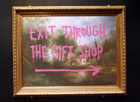 swns banksy museum 280015377