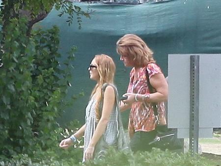 Lindsay Lohan épp rehabra megy