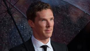 Benedict Cumberbatchnél lazábban senki nem képes bűvészkedni