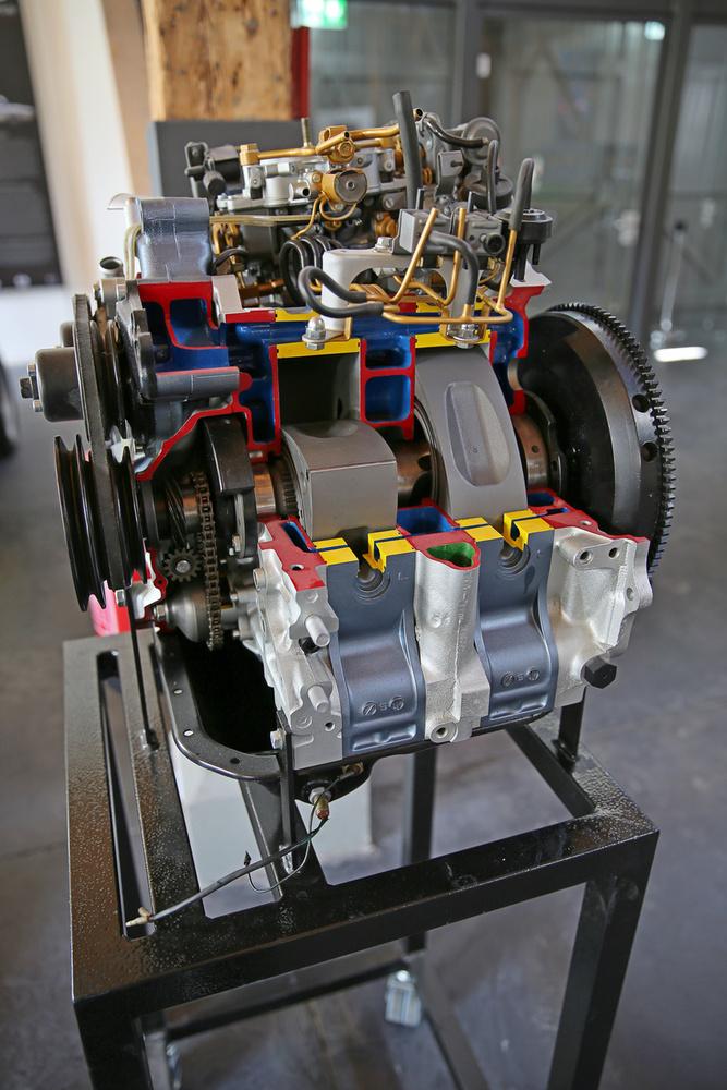 Nehéz elmagyarázni és megérteni, hogyan is működik a Wankel-motor