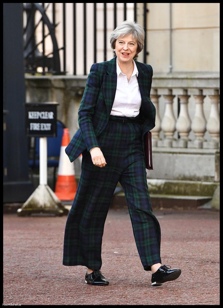 May egyik legfontosabb médiaszereplése a Brexit kapcsán mondott beszéde volt Londonban