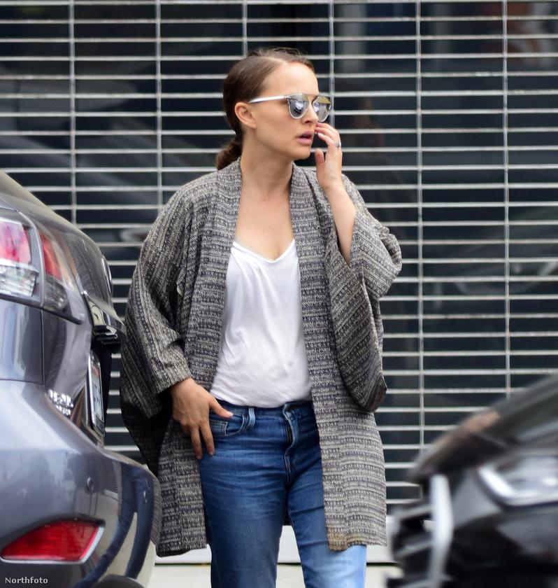 Korábban már megírtuk, hogy Natalie Portman második gyermeke már az Oscar-díjkiosztó előtt megszületett.
