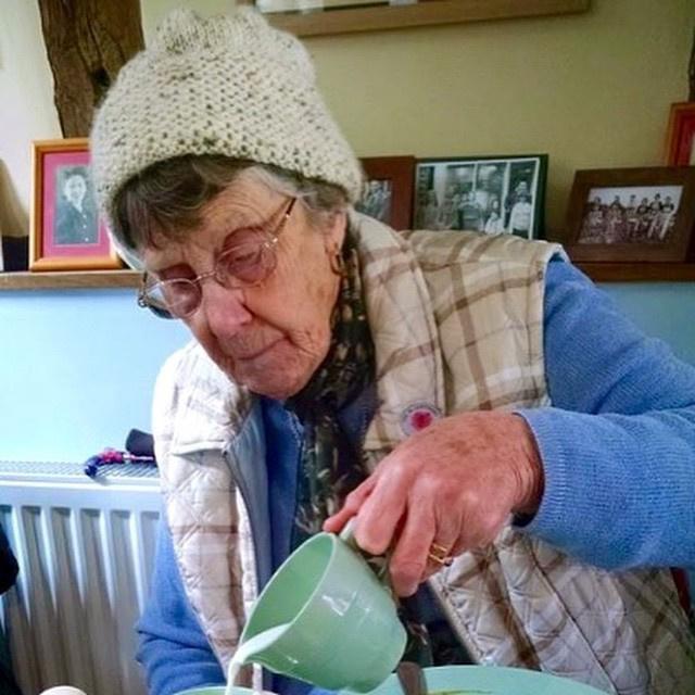 """""""Kiruccanás Stradfordba Pauline-nal, aki már 65 éve a szerelmem és a feleségem"""