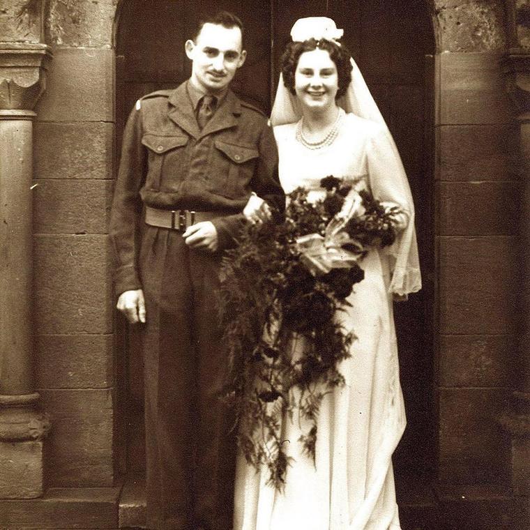 """""""65 éve a Bagworth templomban, és még mindig ugyanazt érezzük"""