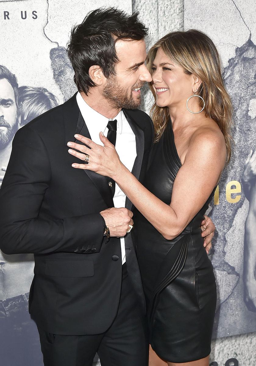 A pár a sorozat új évadának premierjén