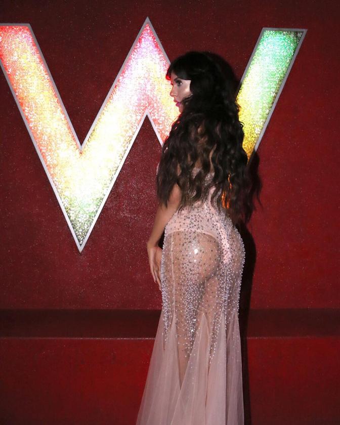 """""""A szememben Kim Kardashian sivatagban készült meztelen fotói a legszebbek, amiken valaha is szerepelt"""