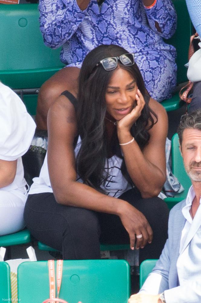 Lassan két hónapja, hogy beszámoltunk Serena Williams terhességéről