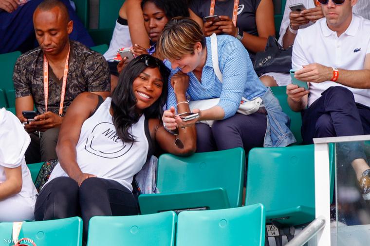 Ráadásul, ha igaz, amit Serena testvére, Venus Williams állít, akkor lány nemű