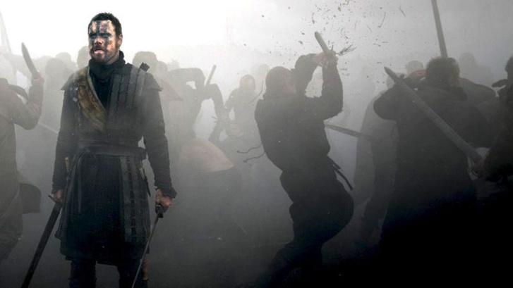 A Macbeth 2015-ös filmváltozata