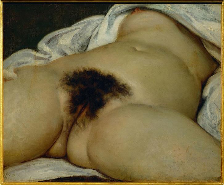 Gustave Courbet: A világ eredete (L'Origine du monde)