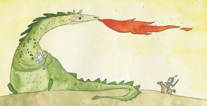 Agócs Írisz: A sárkány