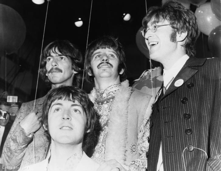 A Beatles 1967-ben