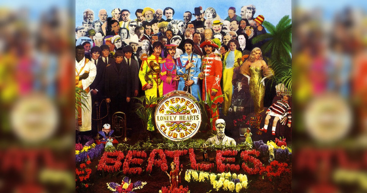 A Sgt. Pepper's Lonely Hearts Club Band (1967)