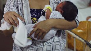 Egy karbantartó mentett meg egy 19 napos csecsemőt Dunakeszin