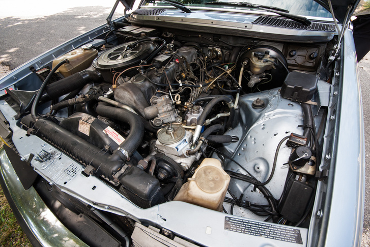 Turbóval tolták meg elsősorban alul a motort