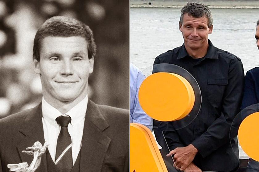Darnyi Tamás 1988-ban Szöulból és 1992-ben Barcelonából is két-két arannyal tért haza. Ma a nevével fémjelzett úszóiskolát vezeti.