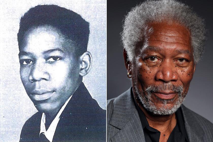 Igazán jóvágású férfi volt fiatalabb korában is a világ legkellemesebb hangú színésze.