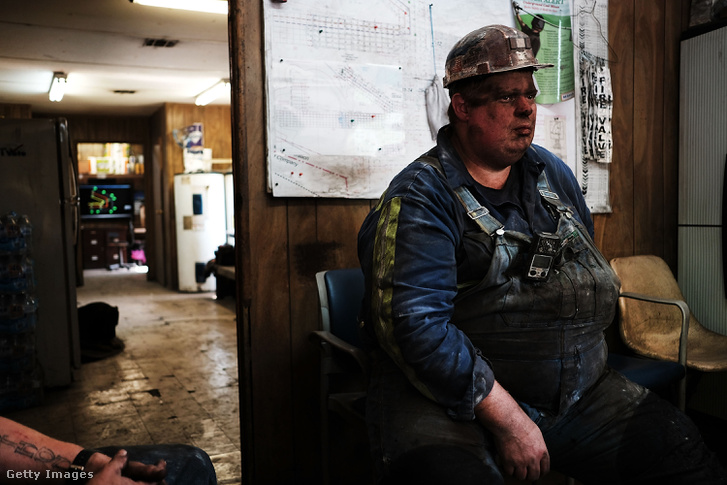 Trump a szénbányászatban teremtene új munkahelyeket