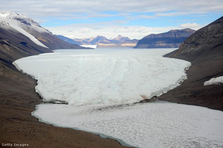 Az Antarktisz jege sokkal gyorsabban olvad, mint eddig gondolták
