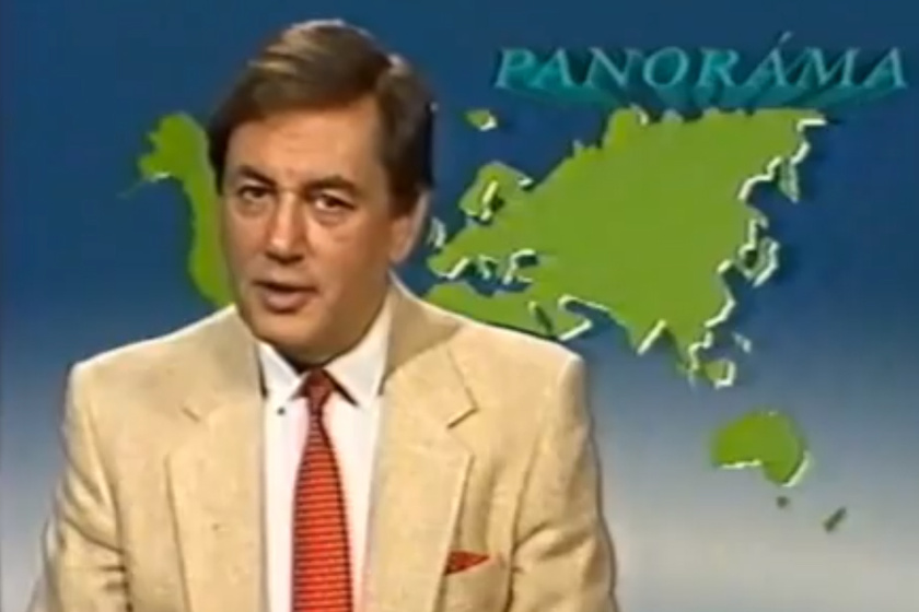 Sugár András 1971-ben lett a Magyar Televízió munkatársa, tíz évvel később pedig a Panoráma műsorvezetője lett.