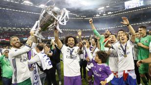 Ramos: Elértük azt, amit soha senki eddig