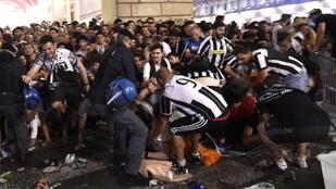 Egy hétéves fiút is összetapostak Torinóban